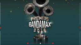 Los premios Bandamax tendrán conductores de lujo ¡Descúbrelos!