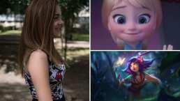 Además de Elsa de Frozen, estos son los personajes a quienes les dio su voz Andrea Arruti