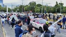 Aficionados de Pumas acuden a CU pese a medidas sanitarias