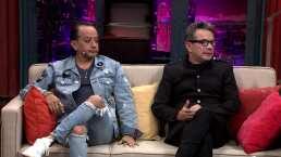 Miembros al Aire: Freddy Ortega se burla de su hermano Germán por delinearse los ojos