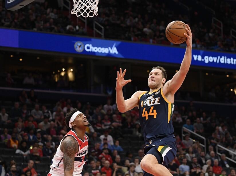 Jazz Wizards Basketball