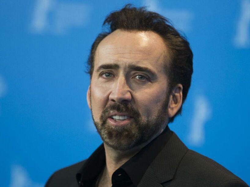 9. Nicolas Cage: El actor fue detenido tras protagonizar una violenta discusión con su mujer en Nueva Orleans.
