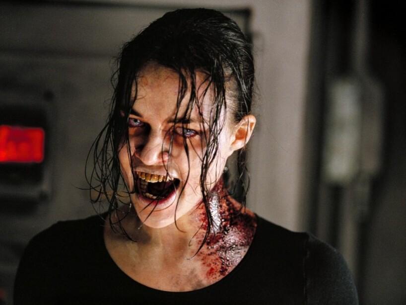 3. Rain Ocampo en Resident Evil: Michelle Rodríguez es la chica ruda por excelente, ahora muerta da todavía más miedo.