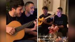 Sebastián Yatra y Alex Speitzer interpretan 'Un año' y revientan las redes sociales