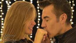 Adrián Uribe se conmueve al recordar cómo le entregó el anillo de compromiso a su novia