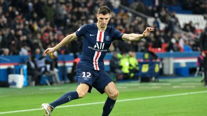 Es probable que este jugador pueda irse al Borussia Dortmund de acuerdo a los rumores de estos últimos días.