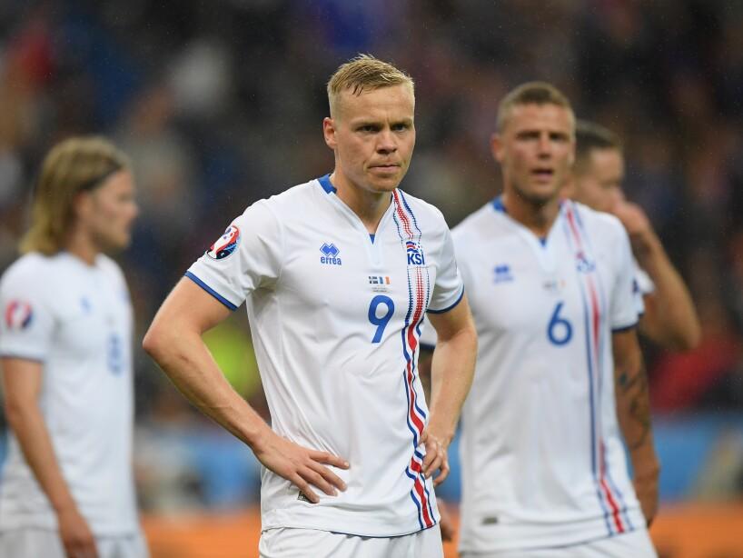 France v Iceland - Quarter Final: UEFA Euro 2016