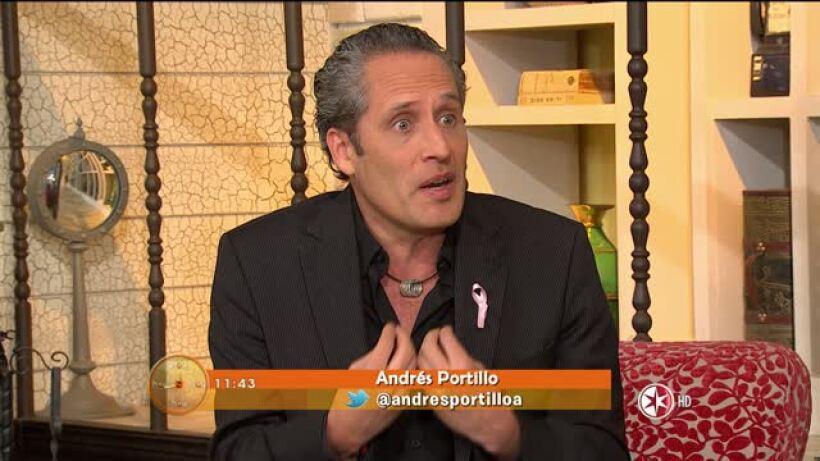Andrés Portillo ´La paz en el mundo´ HOY