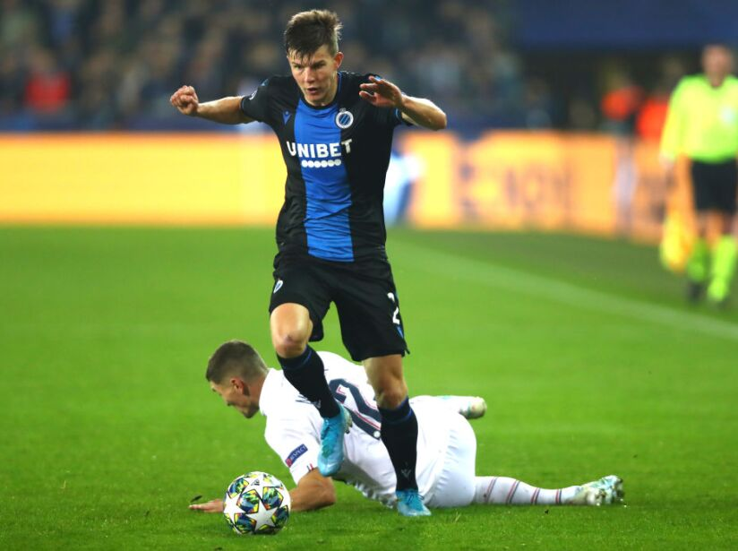 Club Brugge KV v Paris Saint-Germain: Group A - UEFA Champions League