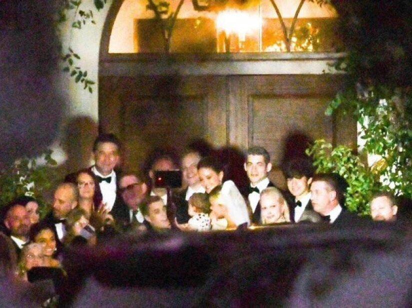 Así se vivió la boda de Justin y Hailey Bieber