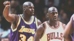 Shaquille O'Neal propuso la mejor quinteta invencible de la NBA