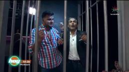 Raúl Araiza y Paul Stanley arman tremenda fiesta en A tirar el muro