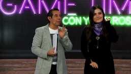 Sofía Garza llega a Game Time para demostrar lo hábil y lo competitiva que es