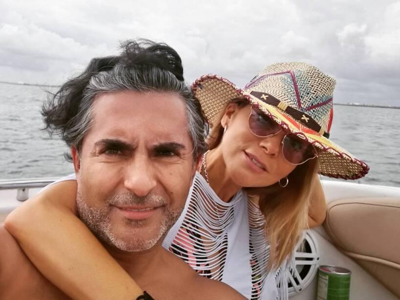 Así fue la historia de amor de Raúl Araiza y Fernanda Rodríguez, quienes después de 24 años, se separan