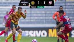 Resumen | Leones Negros y Tapatío dividieron honores con un 1-1