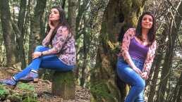 Violeta Isfel se convierte en 'rubia' para tener una vida más fácil