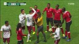 ¡Enseñan las armas! A punto de pelearse Jairo Torres y Daneil Cyrus