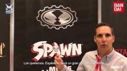 Creador de Spawn habla sobre el cómic y la película