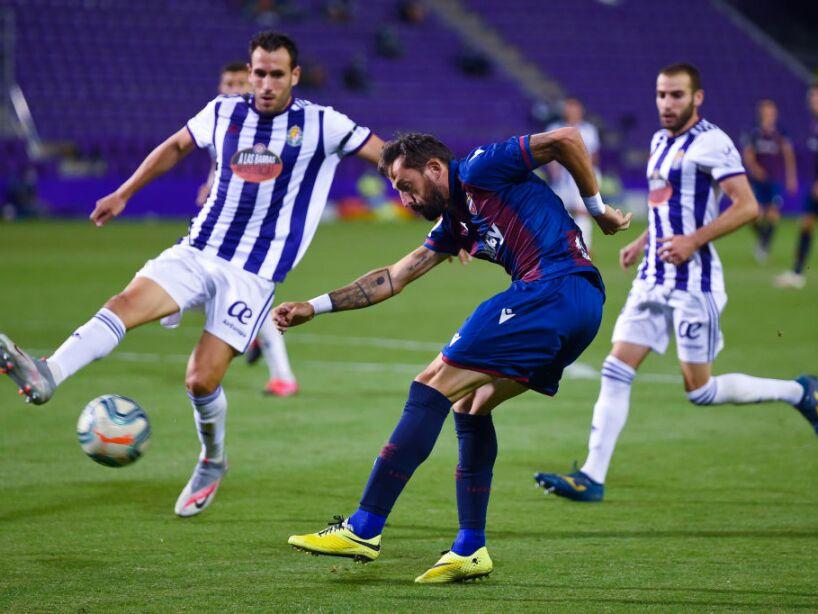 Real Valladolid CF v Levante UD - La Liga