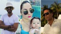 Sherlyn, Fernando del Solar, entre otros famosos viven de cerca la llegada del huracán Delta