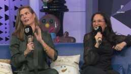 Montserrat Oliver admite que fue muy celosa con Yolanda Andrade y revela por qué