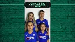 La familia del Cata Domìnguez lo felicita por sus 552 partidos