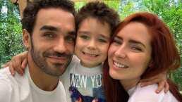 Ariadne Díaz revela por qué no dejaría a su hijo ser actor infantil