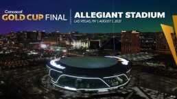 ¡Oficial! Las Vegas, sede de la Final de Copa Oro 2021