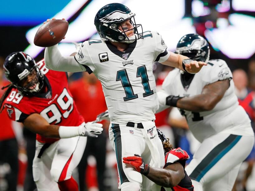 Philadelphia Eagles vAtlanta Falcons
