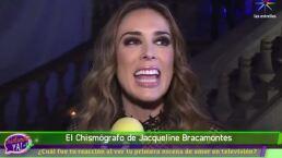 EL CHISMÓGRAFO: Jacqueline Bracamontes