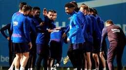Arthur y Ansu Fati, bajas del Barça para recibir al Mallorca