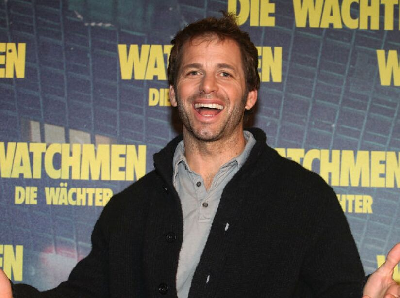 Zack Snyder es un director conocido por el remake de la película El amanecer de los muertos, Watchmen (adaptación del cómic), y más recientemente por El Hombre de Acero.