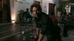 ¡Alejandro pierde el control y alucina a Montserrat y José Luis!