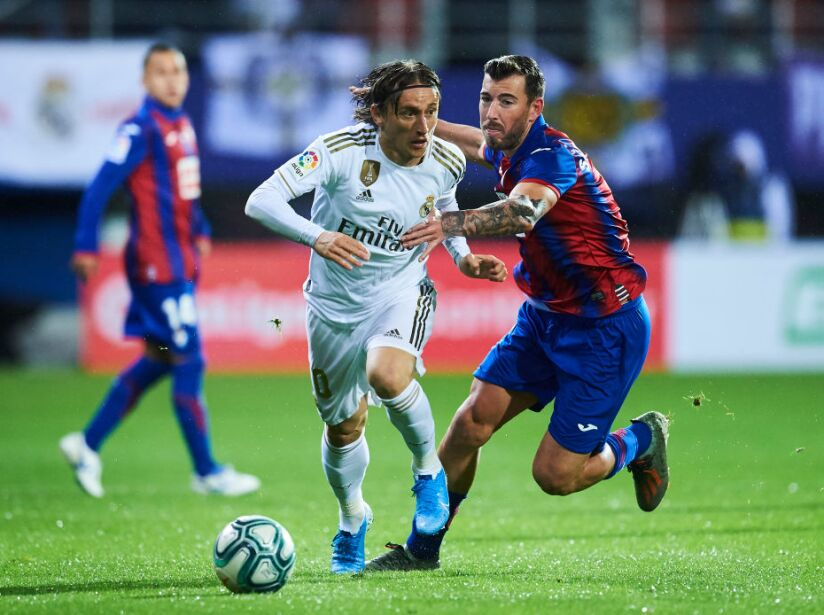 SD Eibar SAD v Real Madrid CF - La Liga