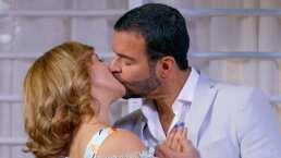 ¡Rodrigo e Ileana se besan!