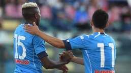 Gattuso veía un 'Chucky' Lozano disperso en el Napoli