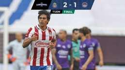 Chivas saca una dolorosa victoria ante Mazatlán