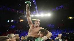 ¡Nuevo campeón! Fury da cátedra a Wilder en Las Vegas