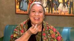 ¿Cómo ser una abuela rebelde? ¡Chayo nos dice el secreto!