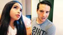 Aitana y Vadhir Derbez muestran cómo es su entrañable relación de hermanos