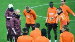 Zidane recupera activos de cara a Valencia