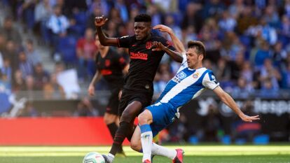 ¡Nada para nadie! Empate entre el Atlético de Madrid de Simeone y el Espanyol, los goles fueron de Saúl Ñiguez y Stefan Savic respectivamente.