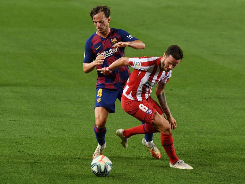FC Barcelona v Club Atletico de Madrid - La Liga