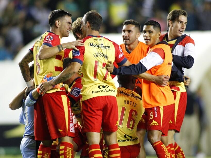 Leon v Morelia - Playoffs Torneo Apertura 2019 Liga MX
