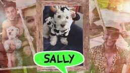 Polo Morín presenta a su mascota Sally y cuenta cómo llegó a su vida