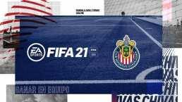 Sale el FIFA 21 con Chivas como aliado
