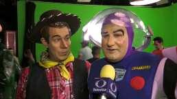 Woody y Buzz se mezclan con juguetes mexicanos en 'La Parodia'