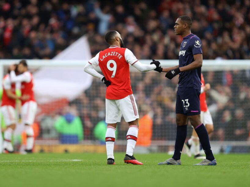 Arsenal FC v West Ham United - Premier League