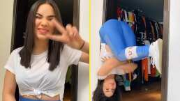 """Te ves espectacular"": Kimberly Loaiza disfruta de su soltería con divertidos videos en Tik Tok"