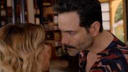 """""""¿Qué te traes con el güero?"""": René enfrenta a Andrea"""